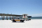 Pensacola Beach Lifeguards Shift to Winter Staffing